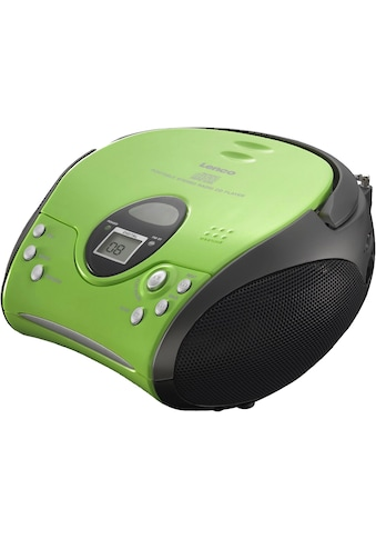 Lenco »SCD - 24 mit CD stereo« UKW - Radio kaufen