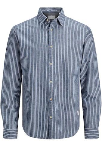 Jack & Jones Junior Streifenhemd »JJ30CLASSIC SHIRT L/S JR« kaufen