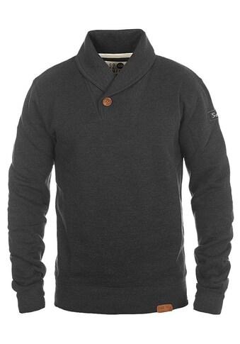 Solid Sweatshirt »TripShawl« kaufen
