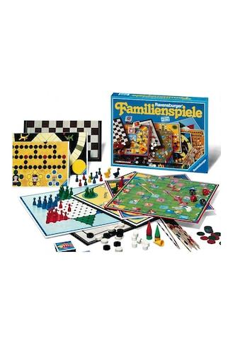 """Ravensburger Spielesammlung, """"Familienspiele"""" kaufen"""