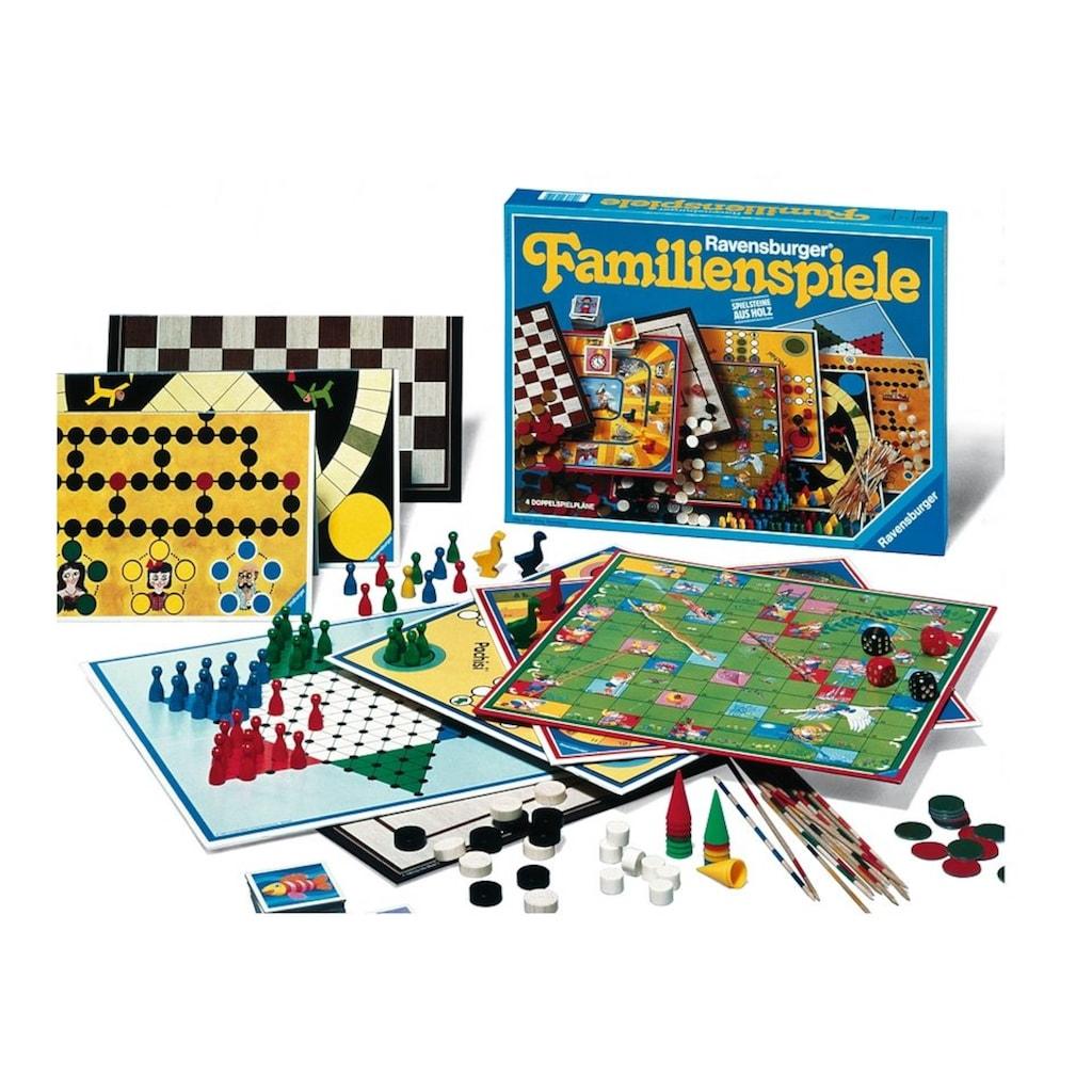 """Ravensburger Spielesammlung, """"Familienspiele"""""""