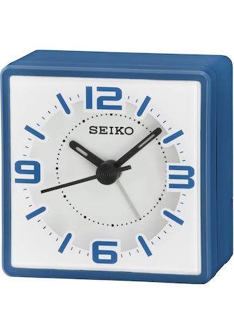 Seiko Quarzwecker »Seiko Wecker LumiBrite, QHE091E« kaufen