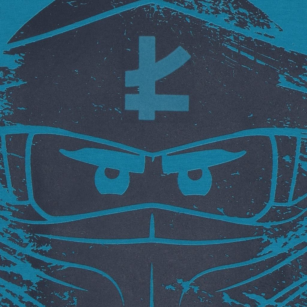 """LEGO® Wear Langarmshirt »M-22755«, """"mit einem riesigen Ninja-Druck"""""""