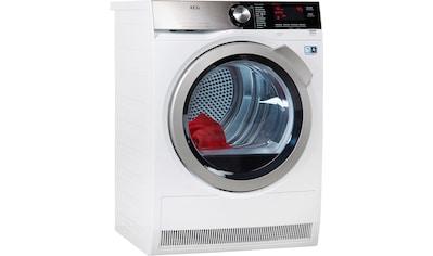 AEG Wärmepumpentrockner »T8DE86685«, LAVATHERM, AbsoluteCare für Wolle, Seide, Outdoor kaufen