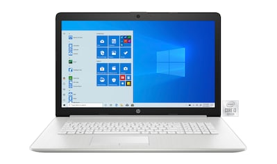 HP 17 - by3221ng Notebook (43,9 cm / 17,3 Zoll, Intel,Core i3, 0 GB HDD, 512 GB SSD) kaufen