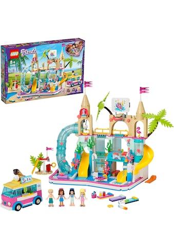 LEGO® Konstruktionsspielsteine »Wasserpark von Heartlake City (41430), LEGO® Friends«,... kaufen