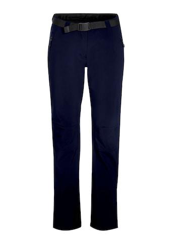 Maier Sports Funktionshose »Tech Pants W«, Warme Softshellhose, elastisch und winddicht kaufen