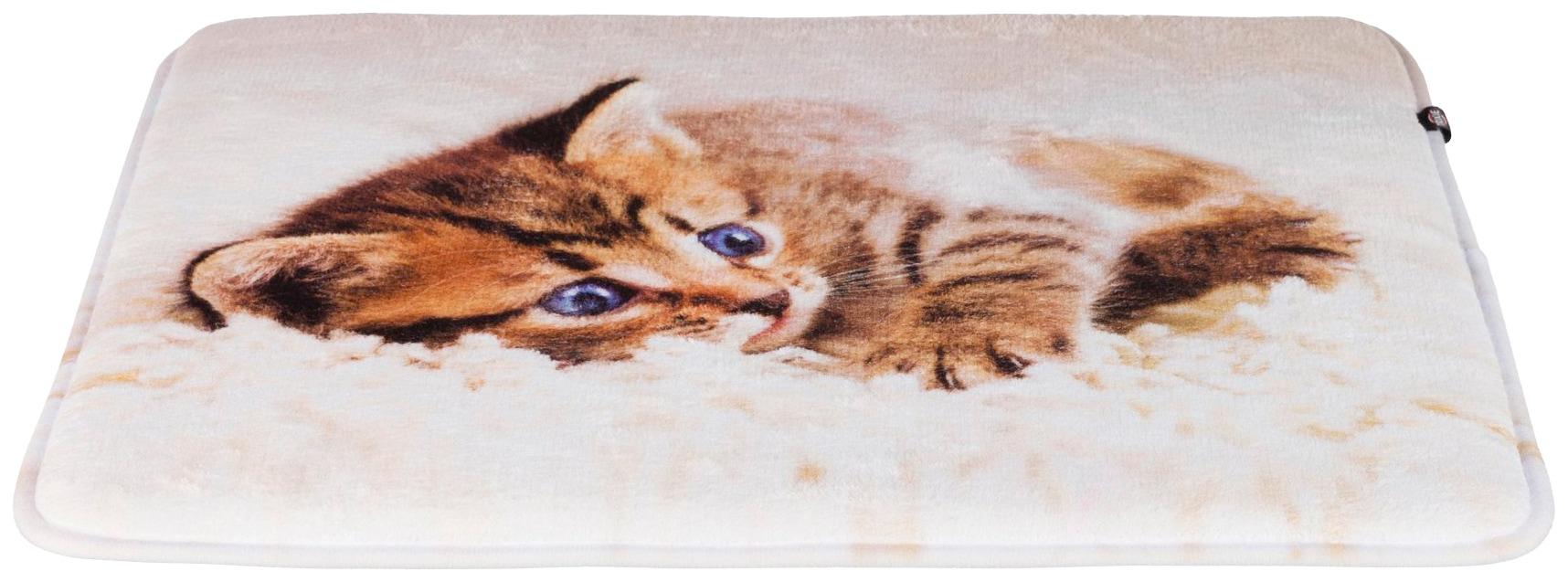TRIXIE Katzenliege Fensterliege Tilly, LxB: 50x40 cm beige Katzenkörbe -kissen Katze Tierbedarf