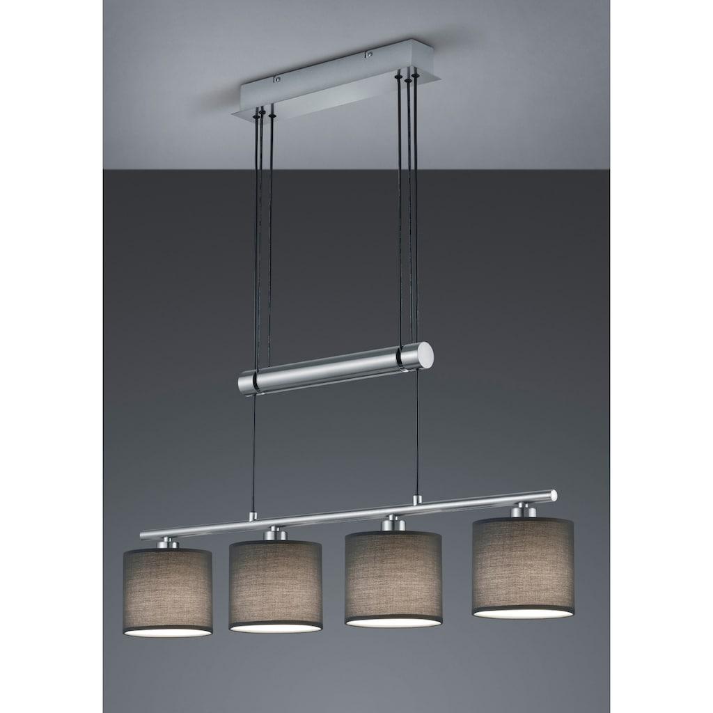 TRIO Leuchten LED Pendelleuchte »GARDA«, E14, LED Hängelampe, LED Hängeleuchte