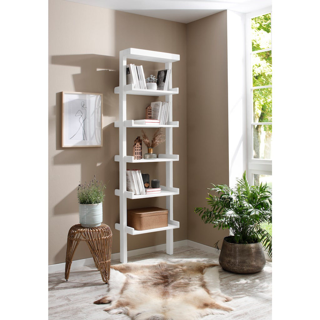 Quadrato Bücherregal »Landry«, mit schöner Holzoptik