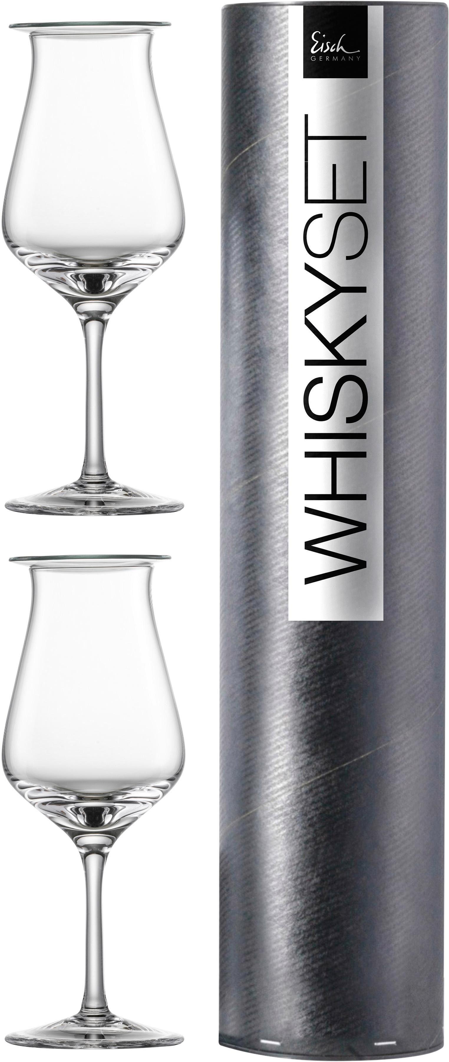 Eisch Whiskyglas Jeunesse, (Set, 4 tlg.), bleifreies Kristallglas, 160 ml farblos Kristallgläser Gläser Glaswaren Haushaltswaren