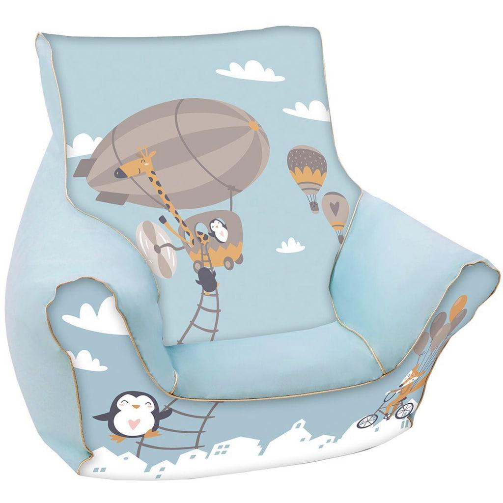 Knorrtoys® Sitzsack »Balloon«, für Kinder; Made in Europe