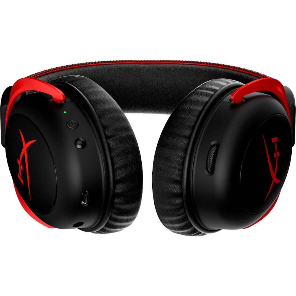 HyperX Gaming-Headset »Cloud II Wireless Gaming Headset«, WLAN (WiFi), Rauschunterdrückung