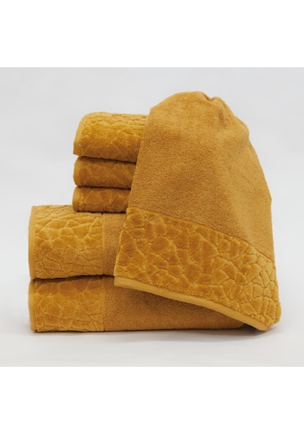 Handtuch Set, »Stones 6 - teilig«, Döhler kaufen