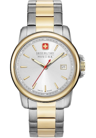 Swiss Military Hanowa Schweizer Uhr »SWISS RECRUIT II, 06-5230.7.55.001« kaufen