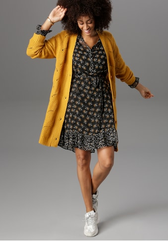 Aniston SELECTED Longstrickjacke kaufen