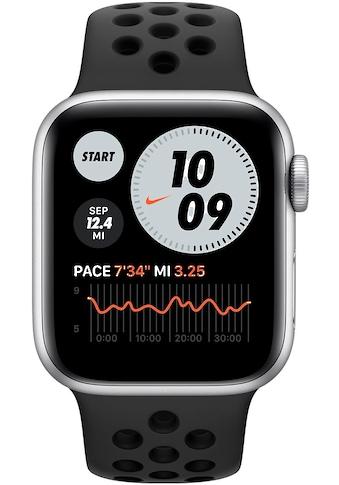Apple Nike SE GPS, Aluminiumgehäuse mit Nike Sportarmband 40mm Watch kaufen