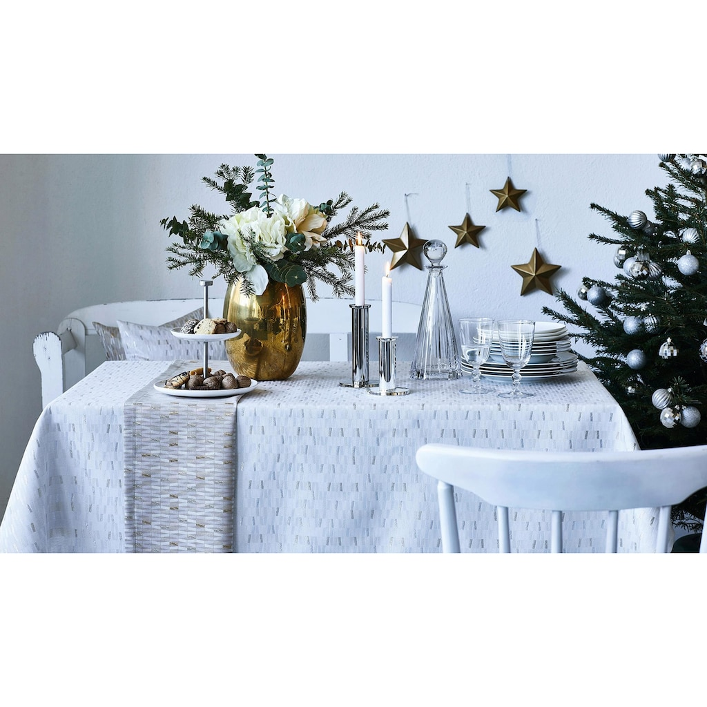 APELT Tischläufer »3006 Christmas Elegance«, (1 St.)