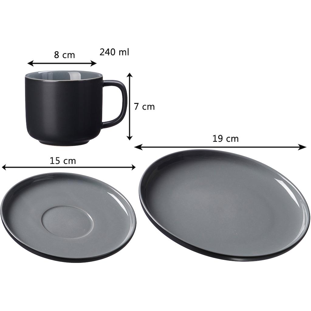 Ritzenhoff & Breker Kaffeeservice »Jasper«, (Set, 12 tlg.), Scandic Style