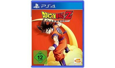Dragon Ball Z: Kakarot PlayStation 4 kaufen