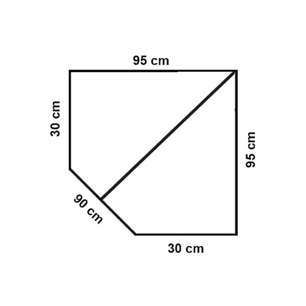 Wimex Eckkleiderschrank »Spectral«