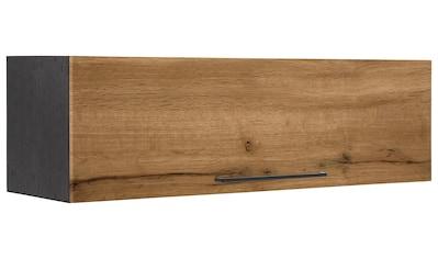 HELD MÖBEL Klapphängeschrank »Tulsa«, 110 cm breit, mit 1 Klappe, schwarzer... kaufen