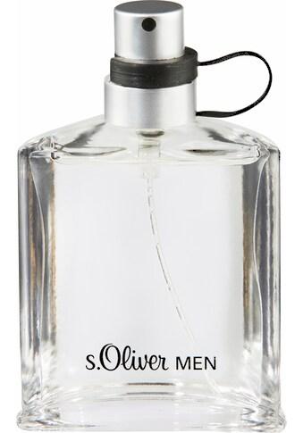 s.Oliver Eau de Toilette »Men« kaufen