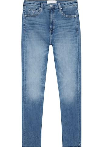 Calvin Klein Jeans Skinny - fit - Jeans »CKJ 010 HIGH RISE SKINNY ANKLE« kaufen
