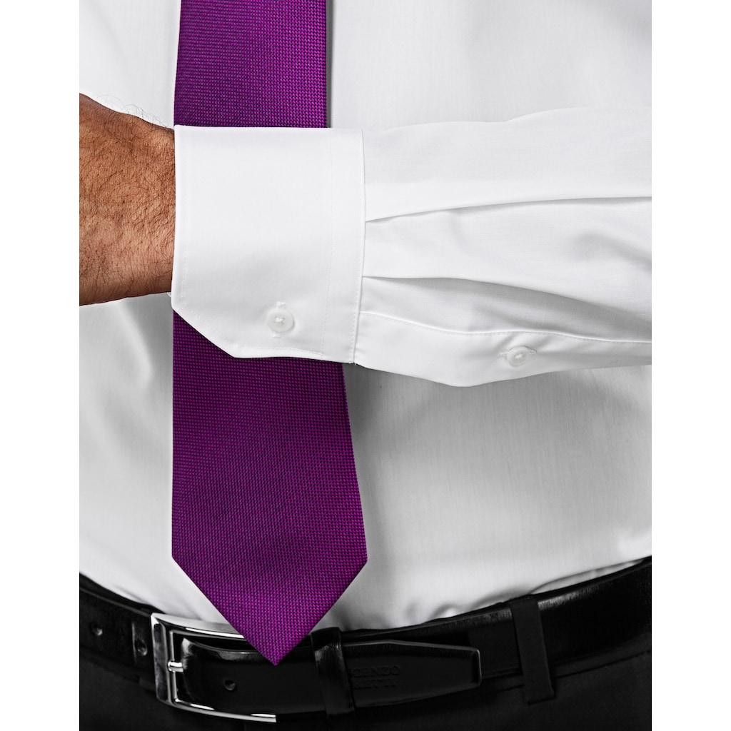Vincenzo Boretti Business-Hemd im Slim Fit-Schnitt