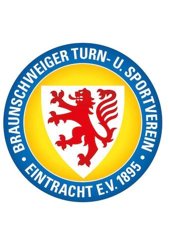 Wall - Art Wandtattoo »Eintracht Braunschweig Logo« (1 Stück) kaufen