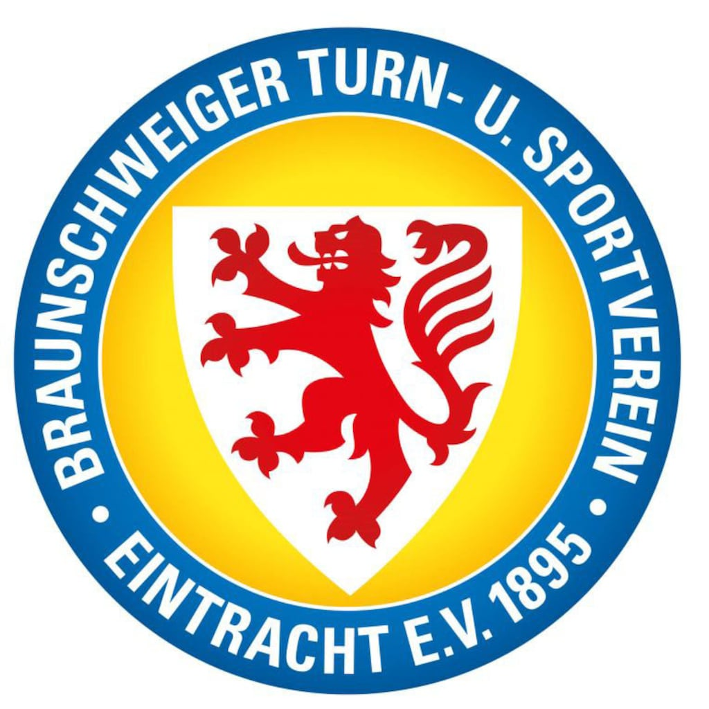 Wall-Art Wandtattoo »Eintracht Braunschweig Logo«