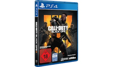 Activision Spiel »Call of Duty: Black Ops 4«, PlayStation 4 kaufen