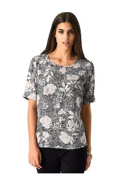 Alba Moda Blusenshirt mit exklusivem ALBA MODA - Print kaufen f4f14bc676