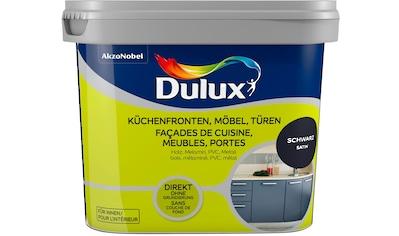 Dulux Holzlack »Fresh Up«, für Küchen, Möbel und Türen, schwarz, 0,75 l kaufen
