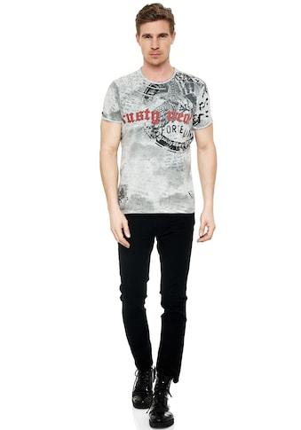 Rusty Neal T-Shirt, mit eindrucksvollem Print kaufen