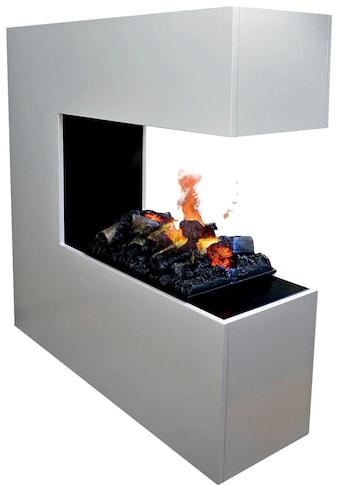 GLOW FIRE Elektrokamin »Schiller OMC 500 mit Holzdeck«, mit integriertem... kaufen