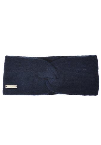 Seeberger Stirnband »Stirnband mit Knotendetail in 100% Cashmere 17325-0« kaufen