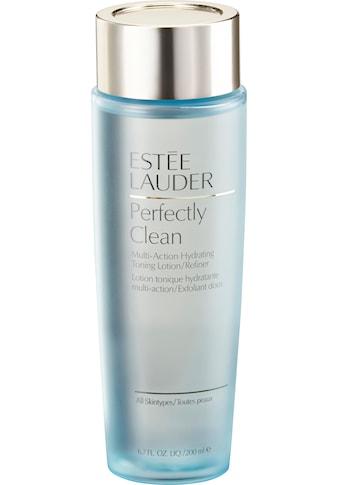 """ESTÉE LAUDER 2 - in - 1 Gesichtswasser und Peeling """"Perfectly Clean Multi - Action"""" kaufen"""