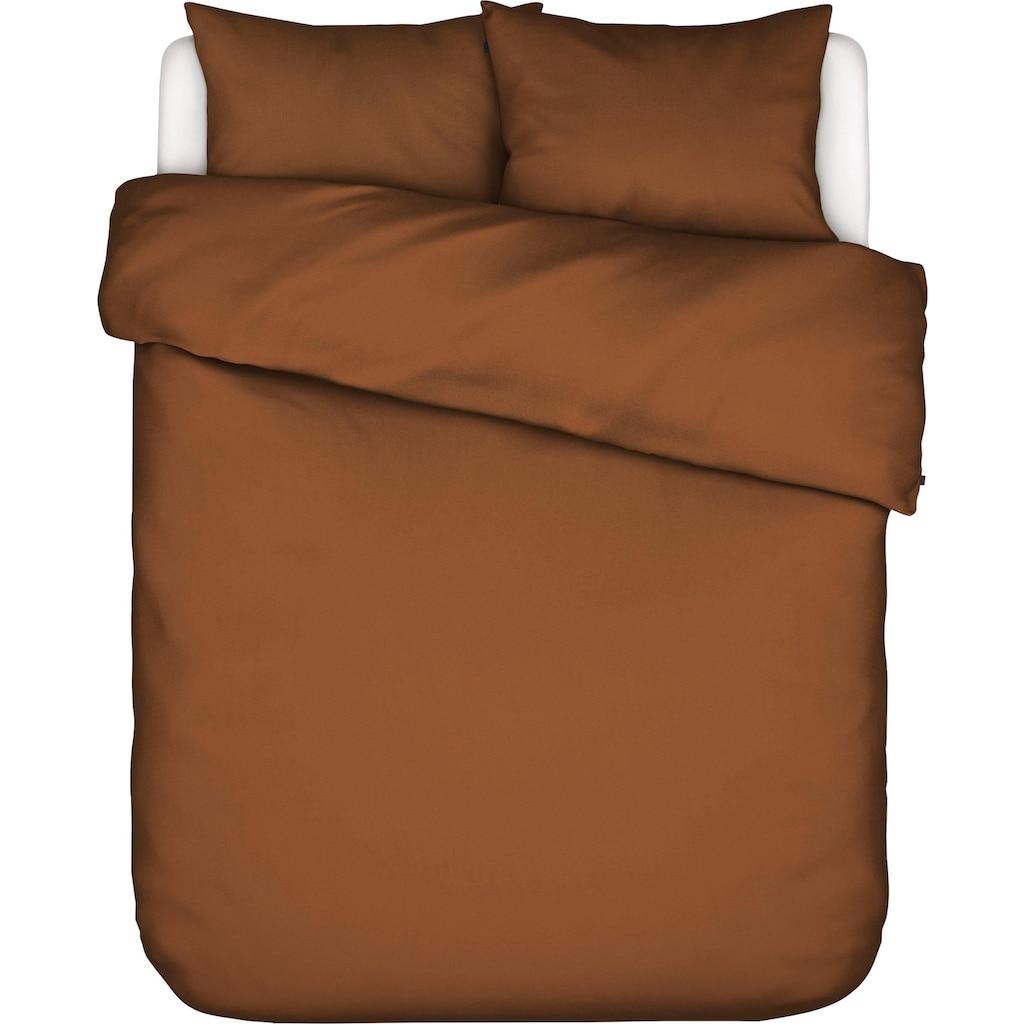 Essenza Bettwäsche »Minte«, aus hochwertigem Baumwoll-Satin