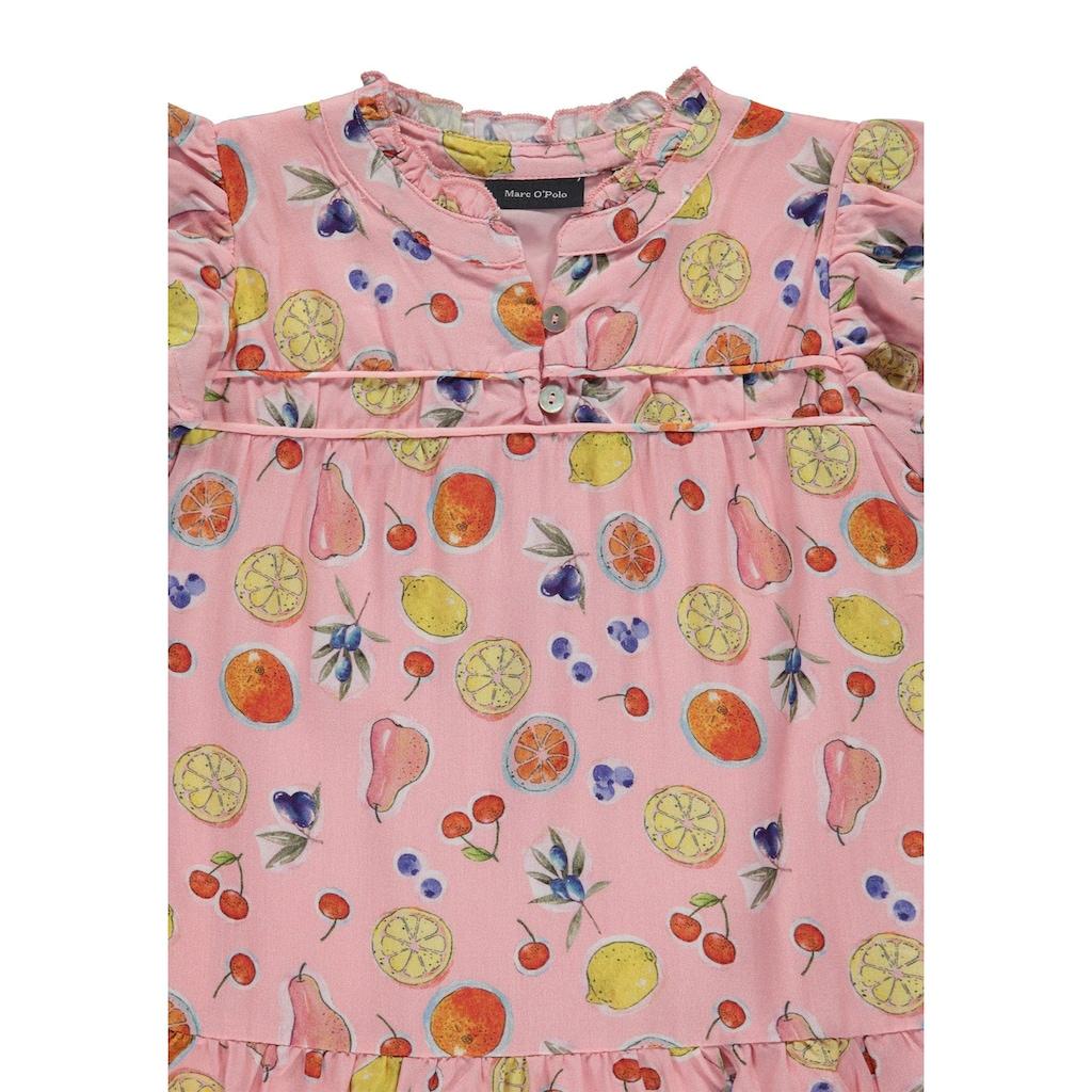 Marc O'Polo Junior Kleid kurzärmlig