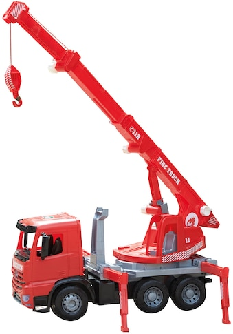 """Lena® Spielzeug - Feuerwehr """"Giga Trucks, Feuerwehrkran Arocs"""" kaufen"""