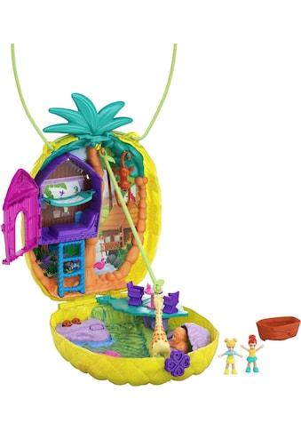Mattel® Spielwelt »Polly Pocket, Ananas-Tasche«, Sammelfigur kaufen