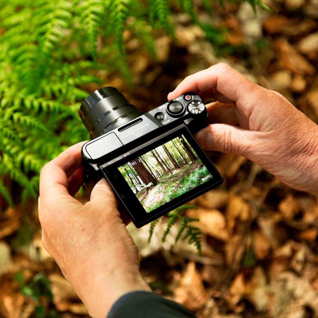 Canon Kompaktkamera »PowerShot SX740 HS«