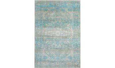 LUXOR living Teppich »Sorrento«, rechteckig, 13 mm Höhe, Orient-Optik, Vintage Design,... kaufen