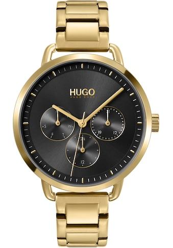HUGO Multifunktionsuhr »#MELLOW, 1540073« kaufen
