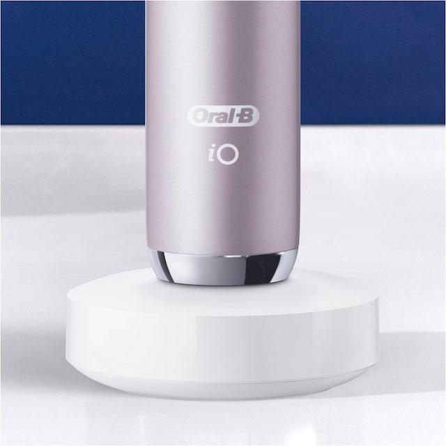 Oral B Elektrische Zahnbürste iO Series 9N, Aufsteckbürsten: 1 Stk.