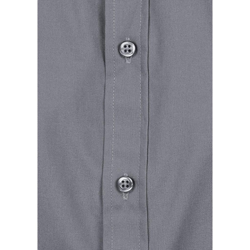 Class International Businesshemd, Bügelleicht