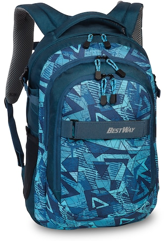 Bestway Laptoprucksack »Evolution Air, petrol« kaufen