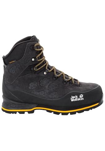Jack Wolfskin Trekkingschuh »WILDERNESS XT TEXAPORE MID M« kaufen