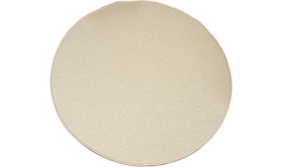 Living Line Teppich »Sahara«, rund, 5 mm Höhe, Flachgewebe, Sisal-Optik, Wohnzimmer kaufen